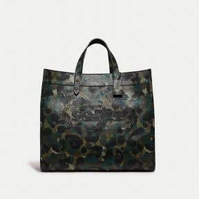 Field Tote 40 With Camo Print